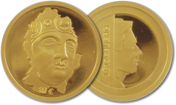 10 euro Luxemburg 2004