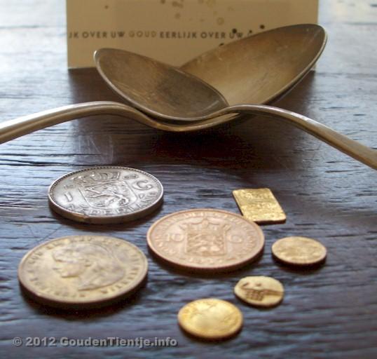 Goud verkopen in de praktijk: kostbaarheden
